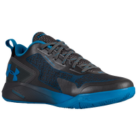 Under Armour Clutchfit Drive 2 Low - Men's -  Emmanuel Mudiay - Grey / Light Blue