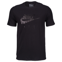 Nike Graphic T-Shirt - Men's - All Black / Black