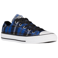 Converse All Star Ox - Boys' Preschool - Blue / Black