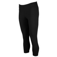 Actra Essential Tight Capris - Women's - All Black / Black
