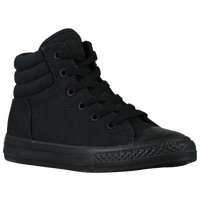Converse All Star Fresh - Boys' Grade School - All Black / Black
