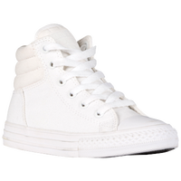 Converse All Star Fresh - Boys' Grade School - All White / White