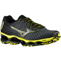 Mizuno Wave Prophecy 4 - Men's - Grey / Black