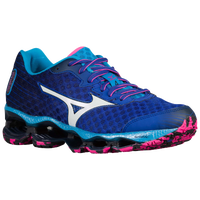 Mizuno Wave Prophecy 4 - Women's - Blue / White