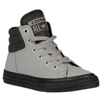 Converse All Star Fresh - Boys' Grade School - Grey / Black