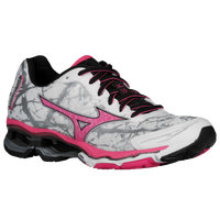 Mizuno Wave Creation 16 - Women's - White / Pink