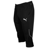 PUMA 3/4 Pants - Men's - Black / White
