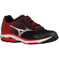 Mizuno Wave Rider 18 - Men's - Black / Orange