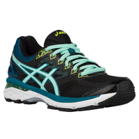 ASICS� GT-2000 V4 - Women's - Black / Light Blue