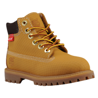 "Timberland 6"" Premium Waterproof Boots - Boys' Toddler - Tan / Brown"