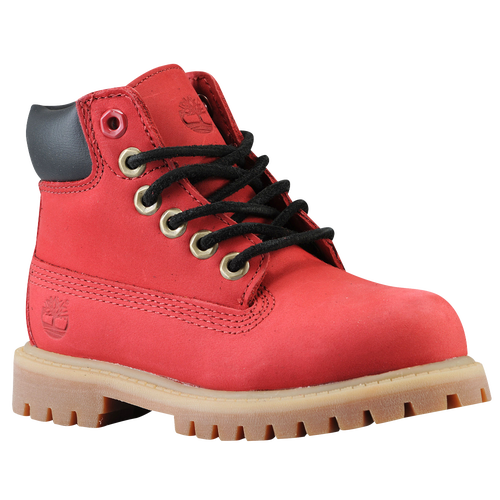 red timberland boots men