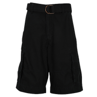 Levi's Squad Cargo Shorts - Men's - All Black / Black