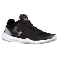 Under Armour Charged Stunner - Women's - Black / Grey