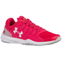 Under Armour Charged Stunner - Women's - Pink / White