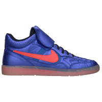 Nike Tiempo '94 Mid - Men's - Blue / Red