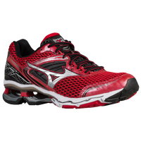 Mizuno Wave Creation 17 - Men's - Red / Silver