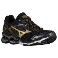 Mizuno Wave Creation 17 - Men's - Black / Gold