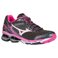 Mizuno Wave Creation 17 - Women's - Grey / Silver