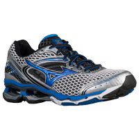 Mizuno Wave Creation 17 - Men's - Silver / Blue