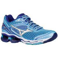 Mizuno Wave Creation 17 - Women's - Light Blue / Silver