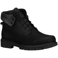 Timberland Radford Fold Down Boots - Men's - All Black / Black