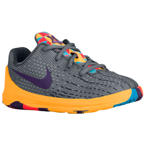 Nike KD 8 - Boys\u0026#39; Toddler - Basketball - Shoes - Durant, Kevin - Wolf Grey/Cool Grey/Blue Lagoon/Court Purple