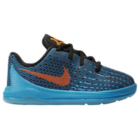 Nike KD 8 - Boys' Toddler -  Kevin Durant - Light Blue / Black