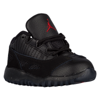 Jordan Retro 11 Low - Boys' Toddler - Black / Red
