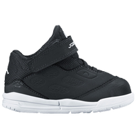 Jordan New School - Boys' Toddler - Black / White