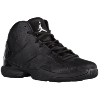 Jordan Super.Fly 4 - Men's - Black / Grey