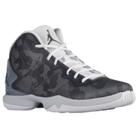 Jordan Super.Fly 4 - Men's - White / Grey