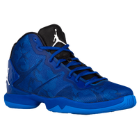 Jordan Super.Fly 4 - Men's - Blue / White