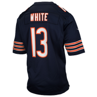 Nike NFL Game Day Jersey - Men's -  Kevin White - Chicago Bears - Navy / White