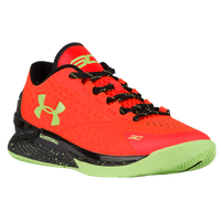 Under Armour Charged Foam Curry 1 Low - Men's -  Stephen Curry - Orange / Black