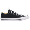 Converse All Star Ox - Boys' Grade School - Black / White