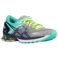 ASICS� GEL-Kinsei 6 - Women's - Grey / Light Blue