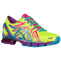ASICS� GEL-Sendai 3 - Women's - Yellow / Light Blue