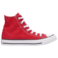 Converse All Star Hi - Boys' Grade School - Red / White