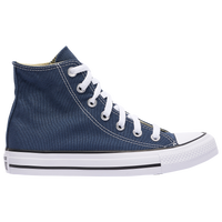 Converse All Star Hi - Boys' Grade School - Navy / White