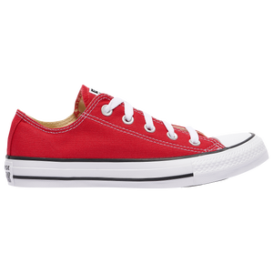 Converse All Star Ox - Boys' Grade School - Red