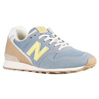 New Balance 696 - Women's - Grey / Yellow