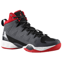 Jordan Melo M10 - Men's - Black / Grey