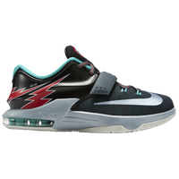Nike KD 7 - Boys' Grade School - Black / Grey