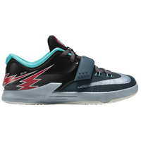 Nike KD 7 - Boys' Preschool - Black / Grey