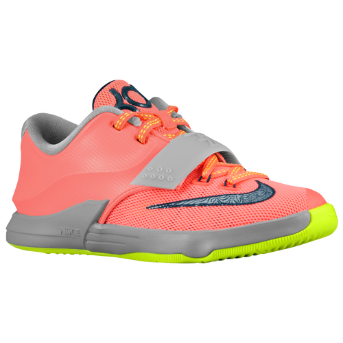 Selected Style: Durant, Kevin | Bright Mango/Light Magnet Grey/Volt