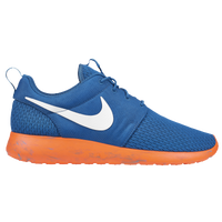 Nike Roshe One - Men's - Blue / Orange