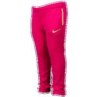 nike pants hot pink