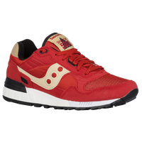 Saucony Shadow 5000 - Men's - Red / Tan