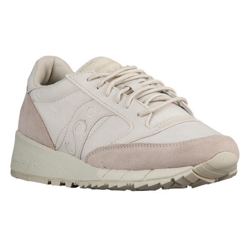 Saucony Jazz '91 - Men's - Off-White / Tan