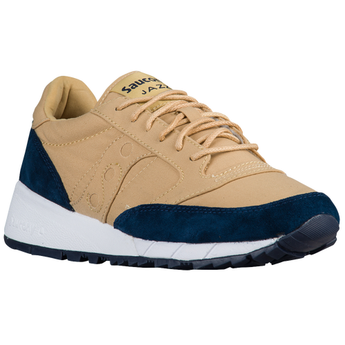 Saucony Jazz '91 - Men's - Tan / Navy